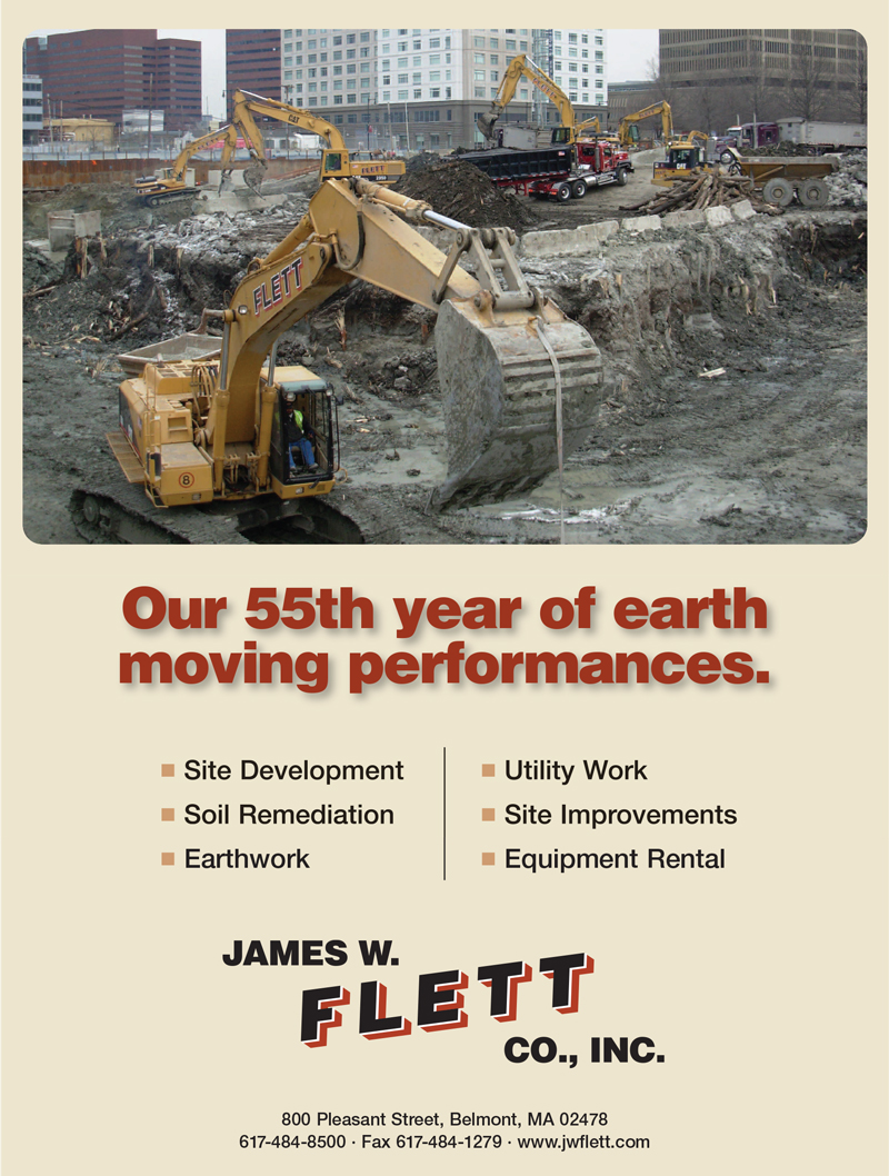 Flett Construction Ad
