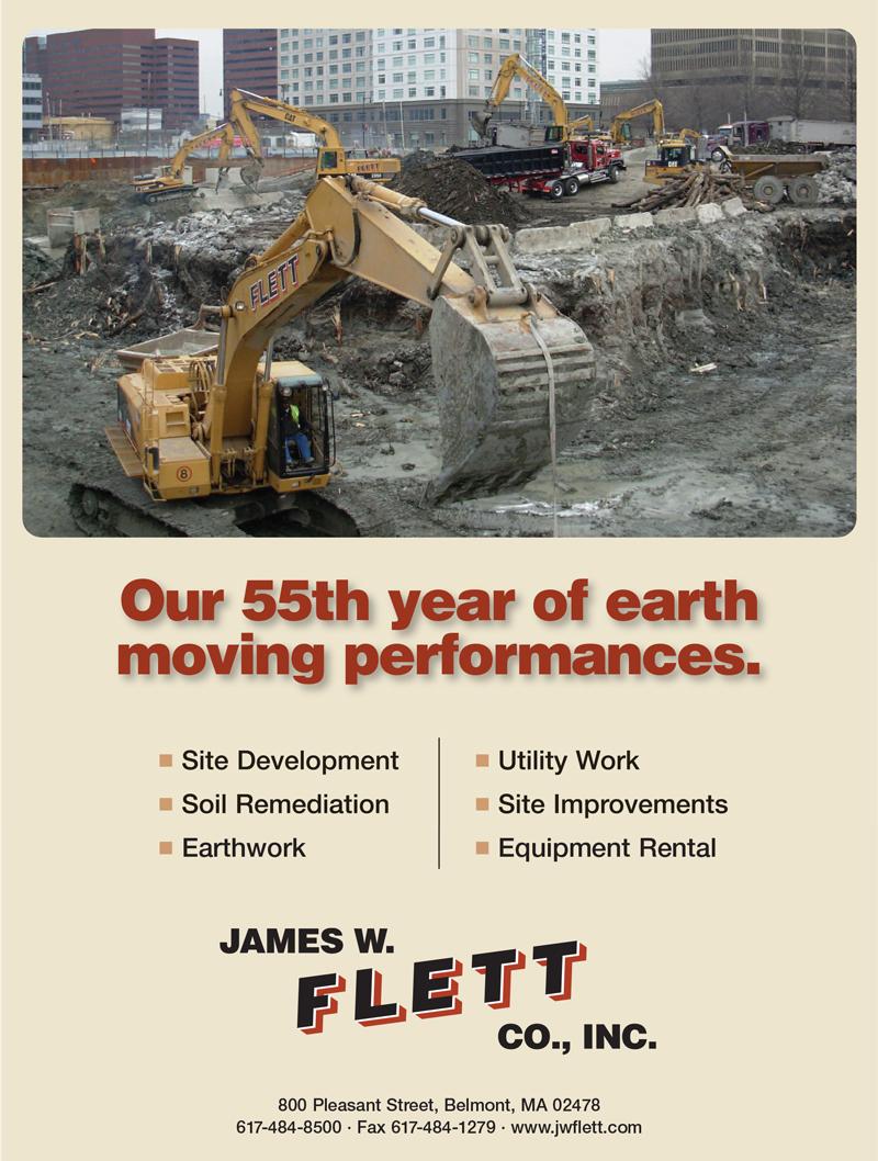 Flett Construction Ad