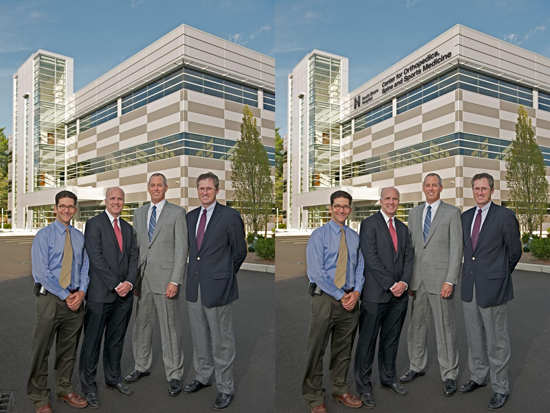 Ortho Building Photo Edits