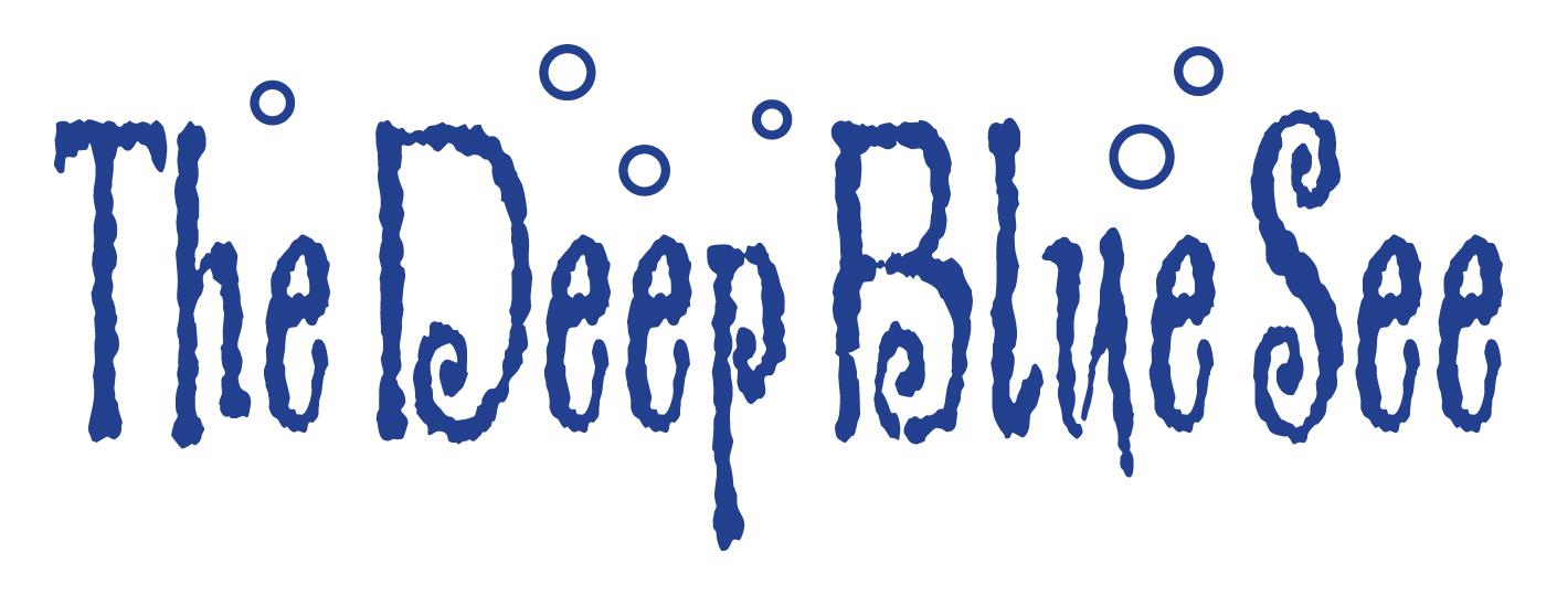 The Deep Blue See Logo