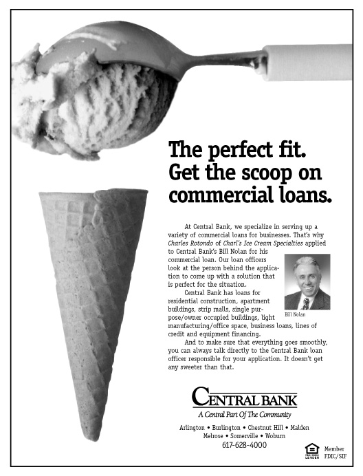 CB Commercial Loans Ad