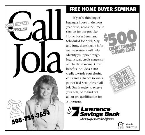 LSB Seminar Ad