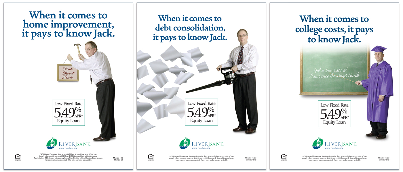 RB Equity Loan Ads