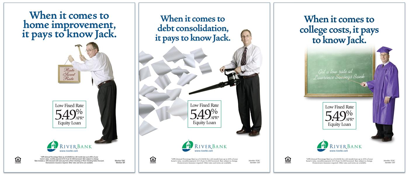 RB Equity Loan Ads