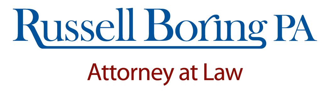 Russell Boring Logo