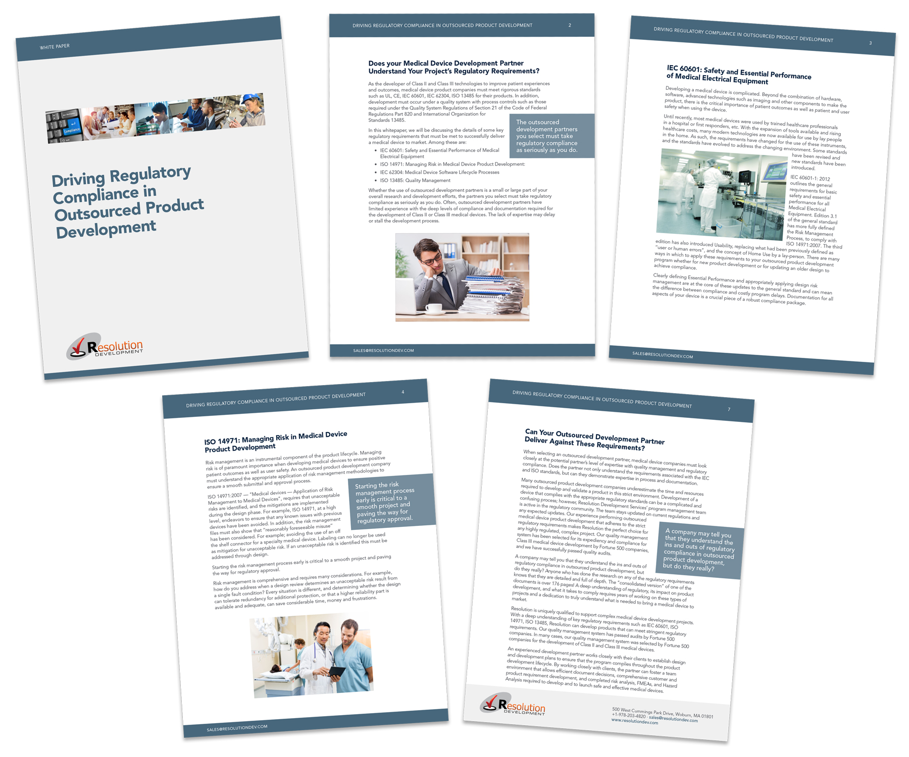 White Paper for Compliance