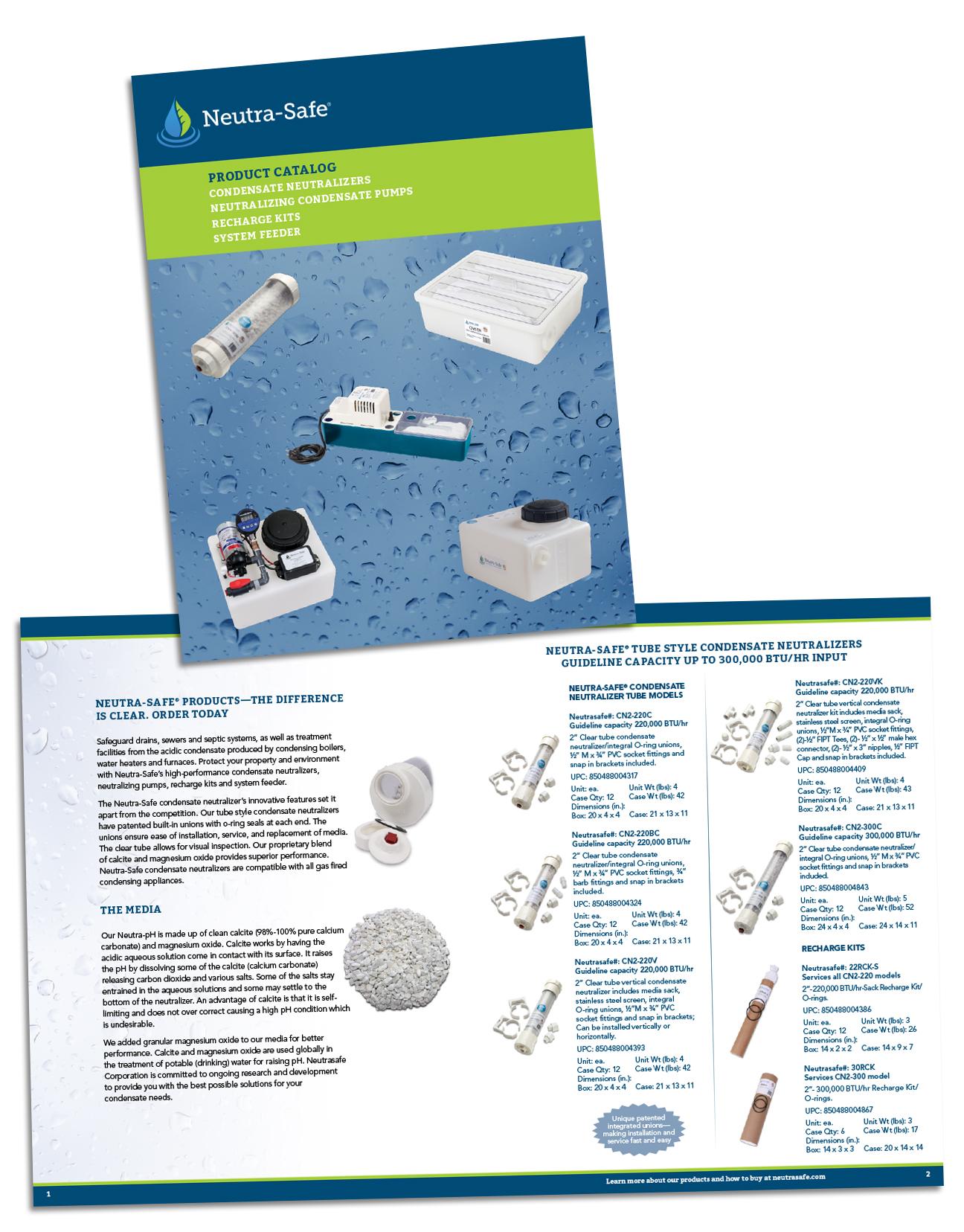 NS Products Catalog 2018
