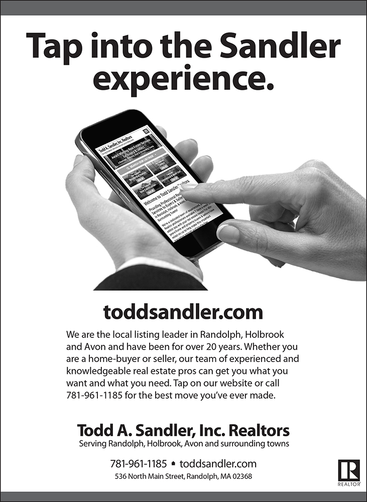 Sandler Tap Into Ad